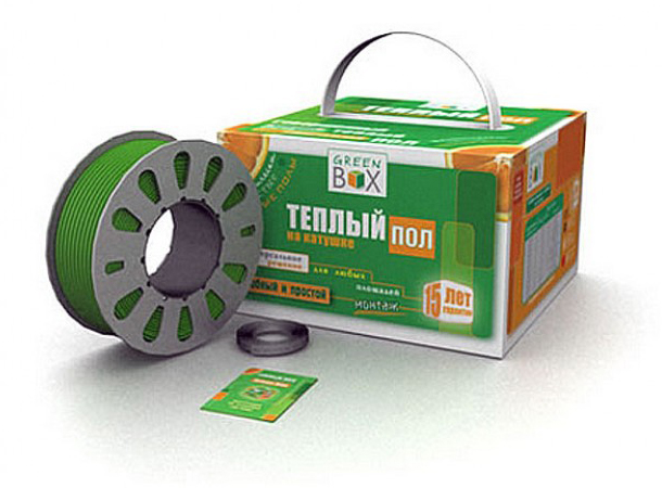 Комплект GREEN BOX GB-500