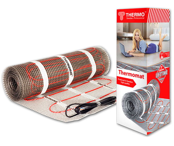 Thermomat TVK-130 0.5x12 м 760 Вт (6 кв. м)